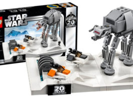 Gratis LEGO Star Wars 40333 Battle of Hoth