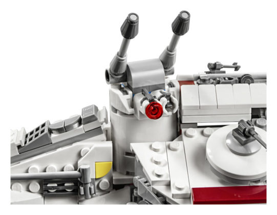 LEGO Star Wars 75244 - canons