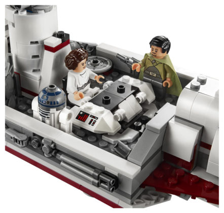 LEGO Star Wars 75244 - conference table