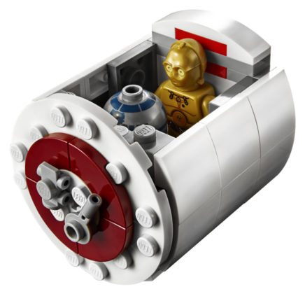 LEGO Star Wars 75244 - escape pod
