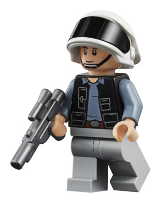 LEGO Star Wars 75244 - Rebel Fleet Trooper