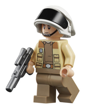 LEGO Star Wars 75244 - Captain Antilles