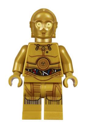 LEGO Star Wars 75244 - C3PO