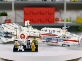 LEGO Star Wars 75244 Tantive IV Designer Video