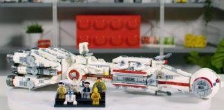 LEGO Star Wars 75244 Tantive IV Designer Video