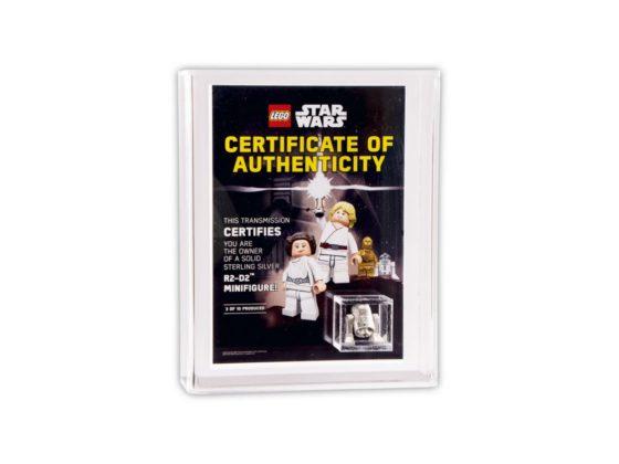LEGO Star Wars Sterling Silver R2-D2