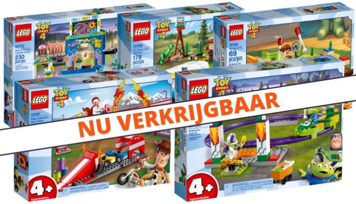 LEGO Toy Story 4 sets verkrijgbaar
