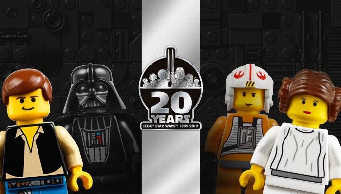 LEGO Viert 20 jaar LEGO Star Wars