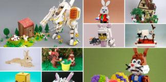 LEGO paas MOC's 2019