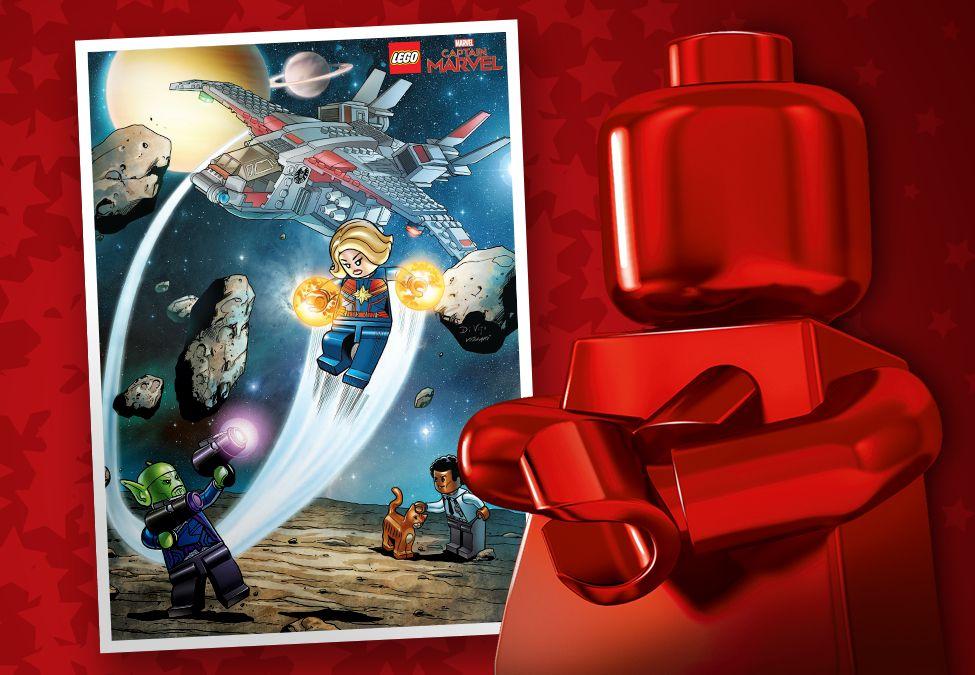 LEGO 5005877 Marvel Avengers Poster 1/3