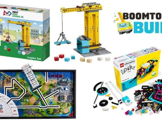 Nieuwe LEGO Education en LEGO FIRST sets onthuld