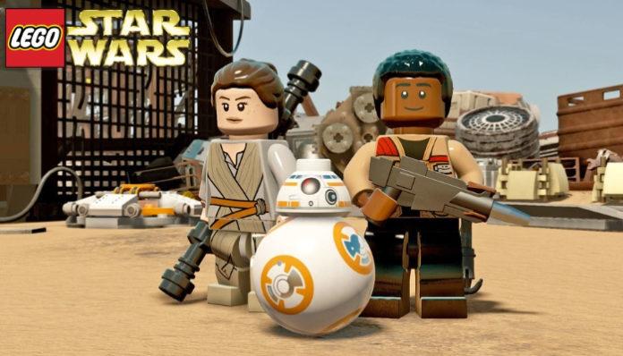 Nieuwe LEGO Star Wars game in ontwikkeling
