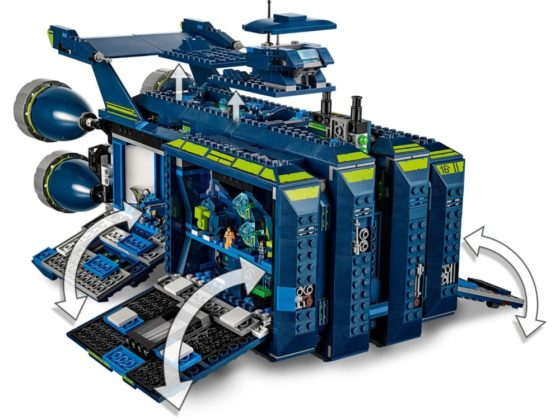 The LEGO Movie 2 70839 Rexcelsior!