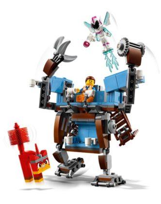 The LEGO Movie 2 70842Emmet's Triple-Decker Couch Mech