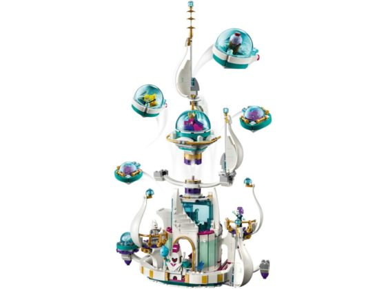 The LEGO Movie 2 LEGO Movie 2 70838 Queen Watevra's 'So-Not-Evil' Space Palace