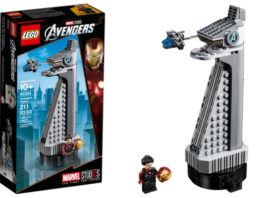 Visuals LEGO 40334 Avengers Tower