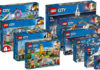 Visuals LEGO City sets zomer 2019