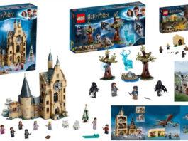 Visuals LEGO Harry Potter sets zomer 2019