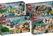 Visuals LEGO Jurassic World sets zomer 2019 (1)