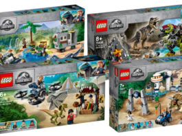 Visuals LEGO Jurassic World sets zomer 2019 (1)