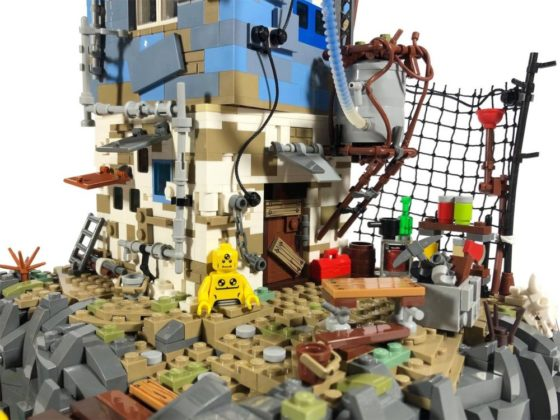 LEGO Last man on Earth