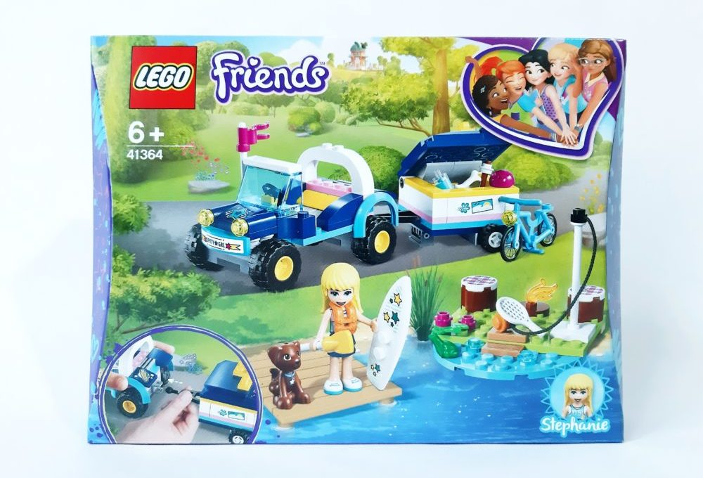 LEGO Friends 41364 Box front