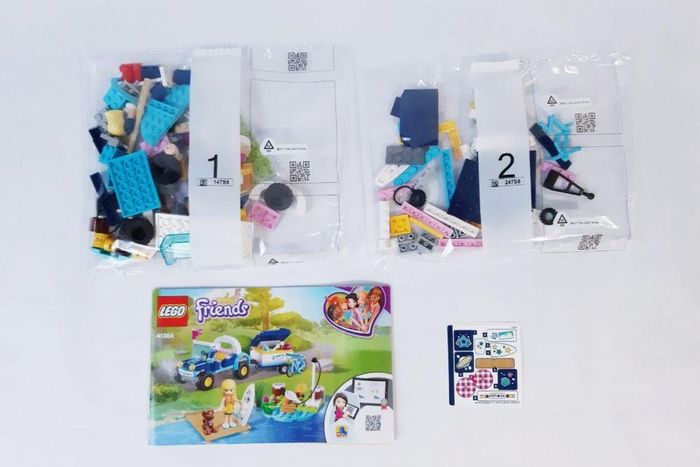 LEGO Friends 41364 inhoud