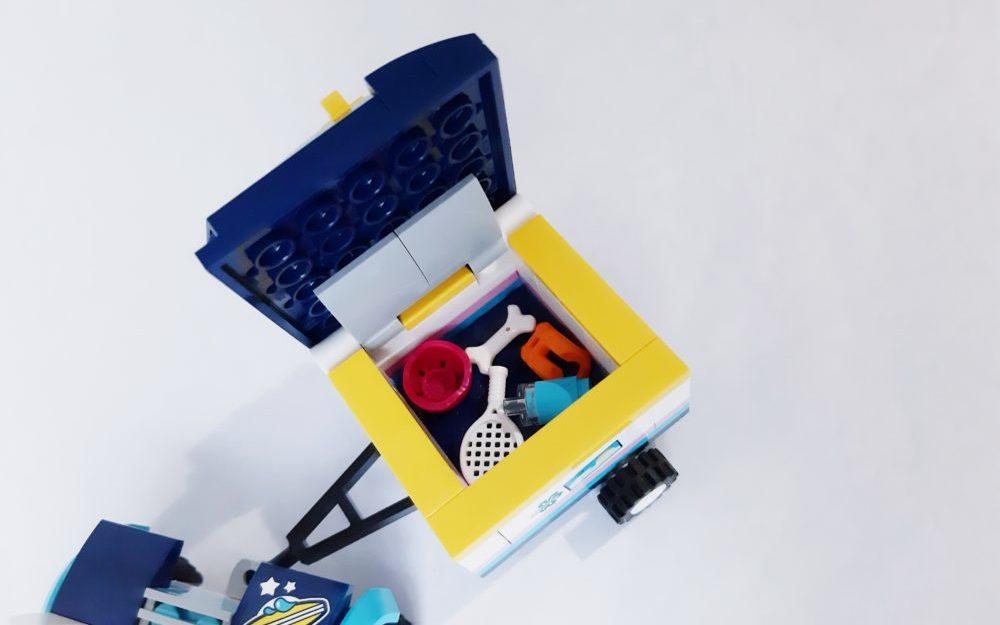 LEGO Friends 41364 Trailer