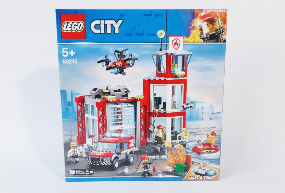 LEGO City 60215 box