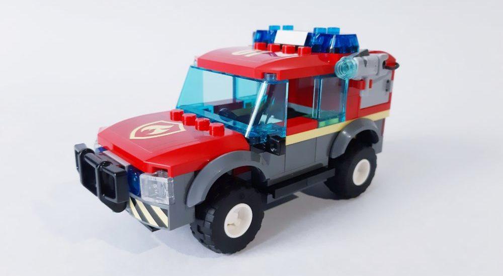 LEGO City 60215 Truck