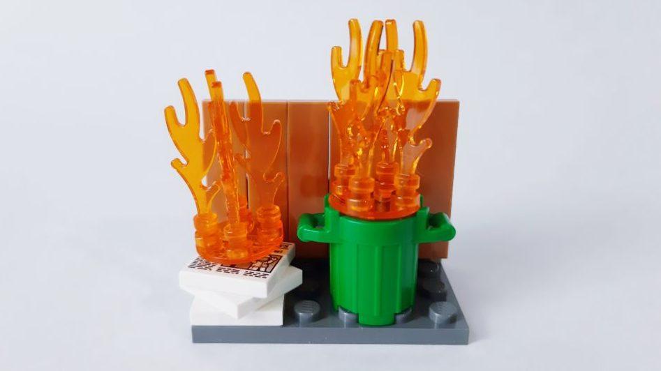 LEGO City 60215 extra