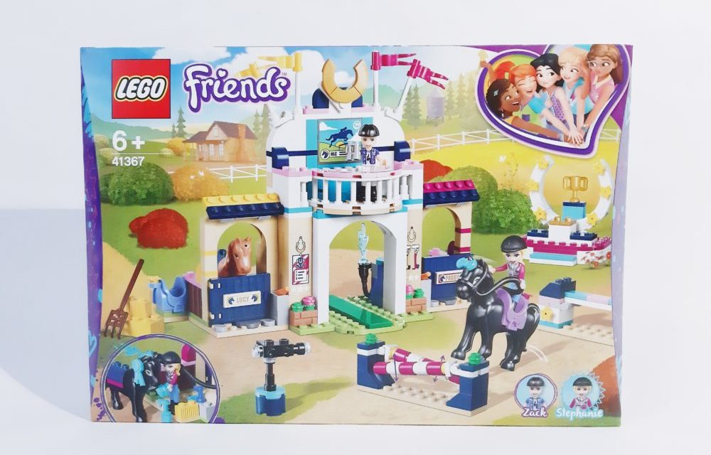 LEGO Friends 41367 Box