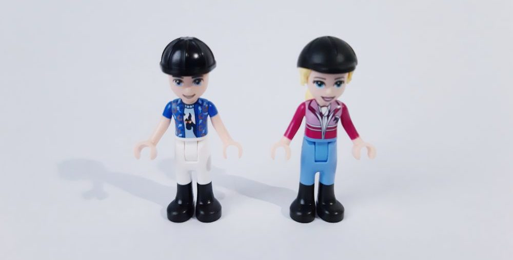 LEGO Friends 41367 Zack en Stephanie