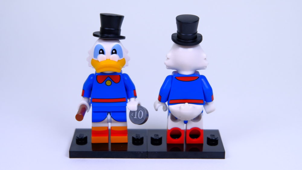 LEGO Disney 71024 Dagobert Duck