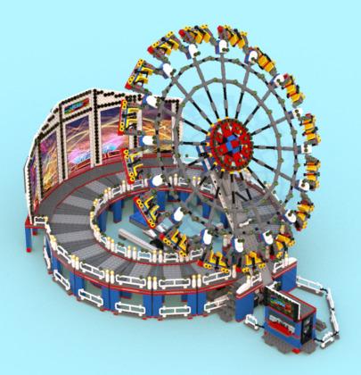LEGO Ideas The Twister