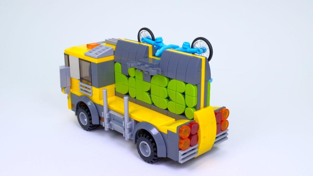 LEGO ADP Bikes!
