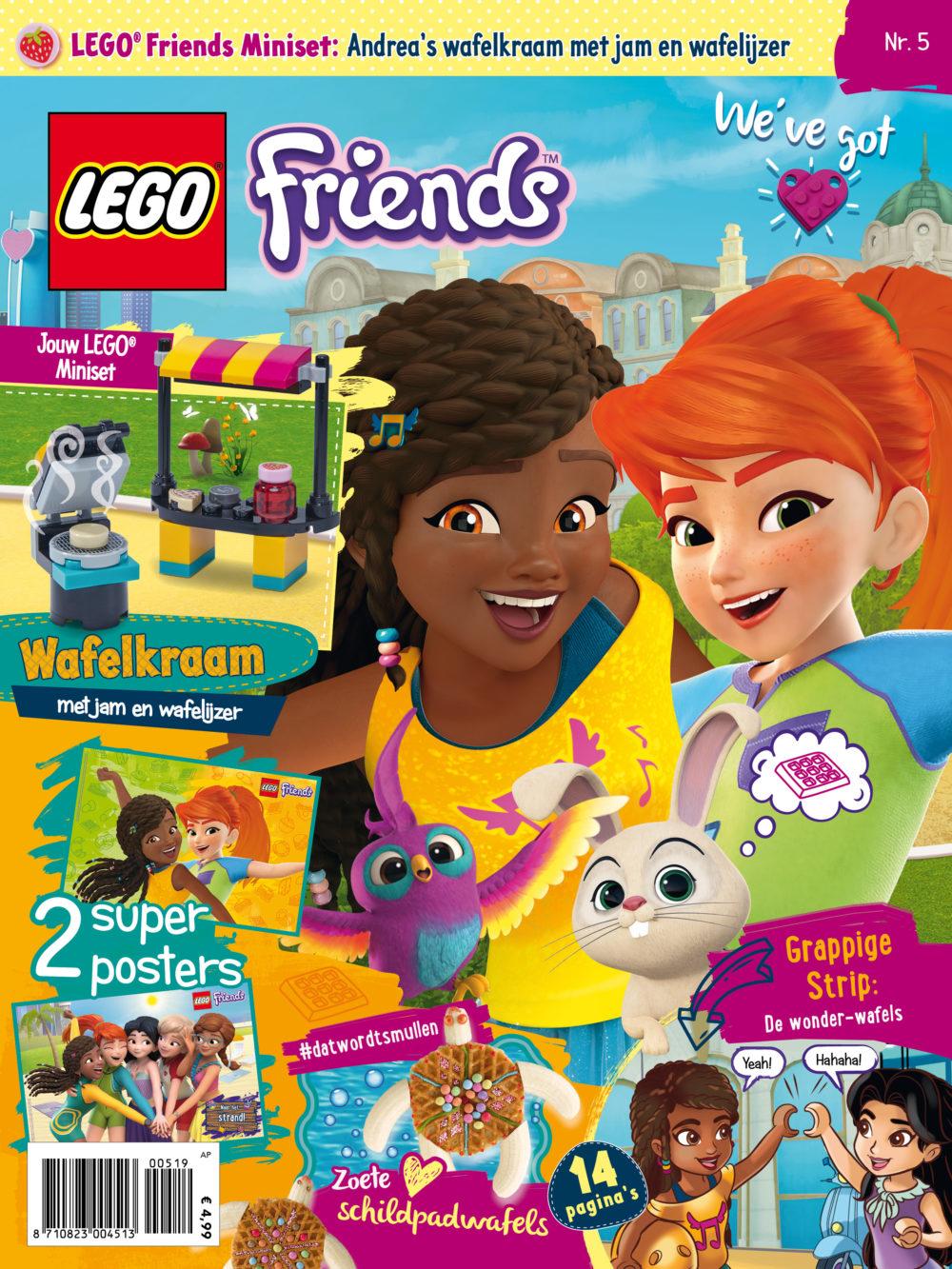 LEGO Friends magazine nummer 5 2019