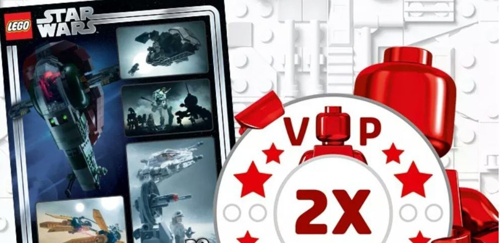 Gratis LEGO Star Wars VIP poster