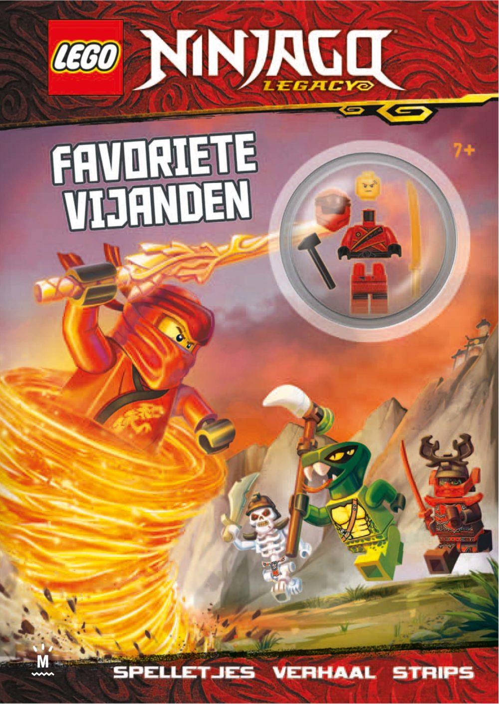 LEGO NINJAGO doe boek