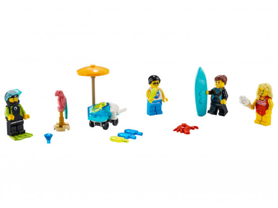 LEGO 40344 Summer Party Pack