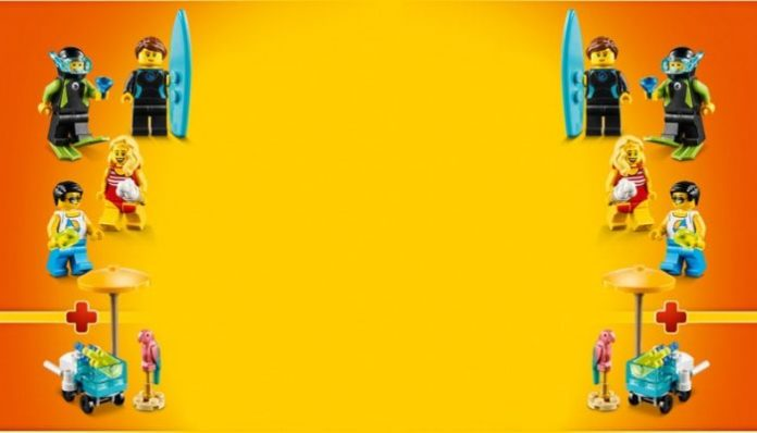 LEGO 40344 Summer Party Pack header