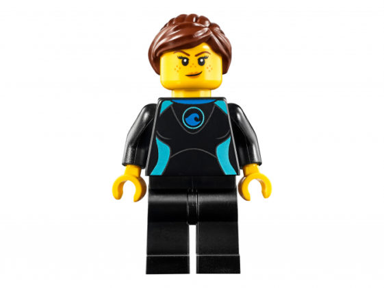 LEGO Female Minifigure Surfer
