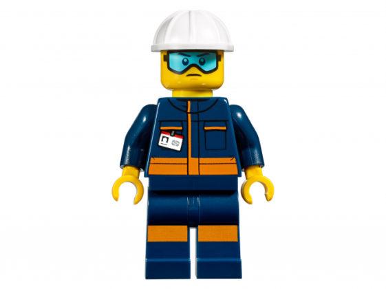 Male Technician Minifigure