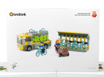 LEGO ADP - Bikes!