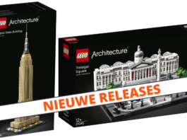 LEGO Architecture zomer 2019 sets