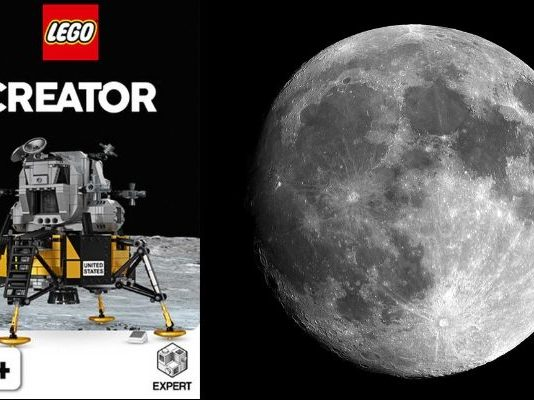 LEGO Creator Apollo 11 Lunar Lander (1)