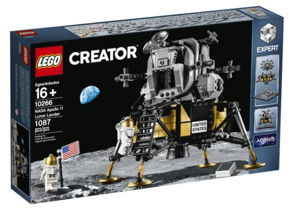 LEGO Creator Expert 10266 NASA Apollo 11 Lunar Lander (16)