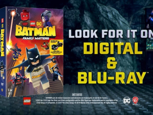 LEGO DC_ Batman - Family Matters Movie