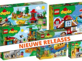 LEGO Duplo zomer 2019 sets