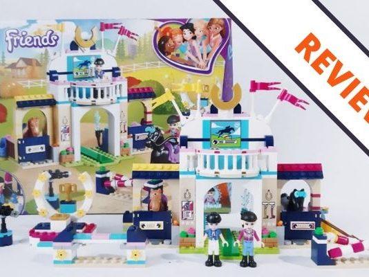 LEGO Friends 41367 Stephanie's Horse Jumping
